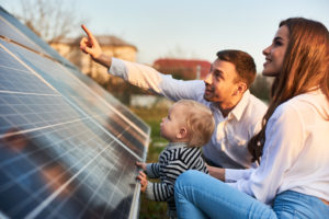 switch energy supplier with solar panels